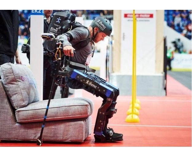 Cybathlon Olimpiyatları: Rise of theCyborgs